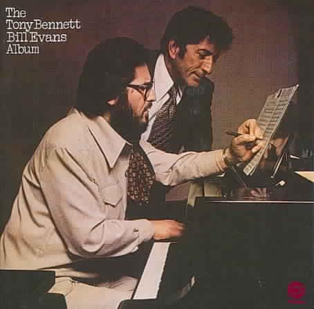 TONY BENNETT & BILL EVANS ALBUM BY BENNETT,TONY (CD)