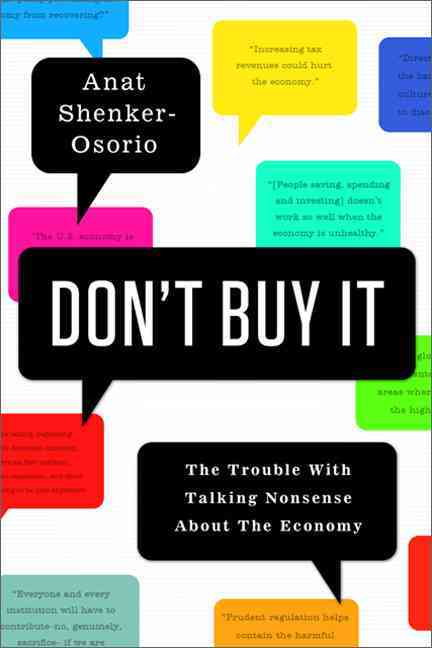 Don't Buy It By Shenker-osorio, Anat